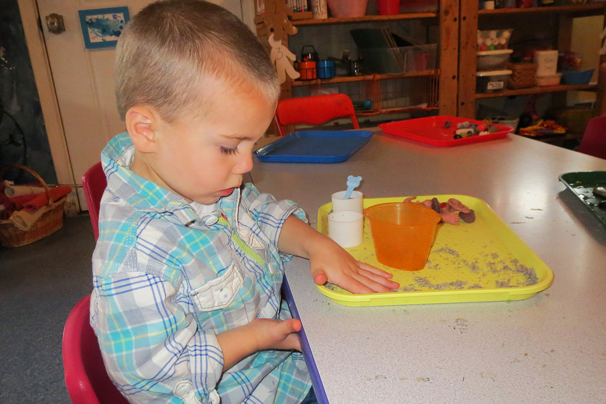Imagination Station Preschool Art