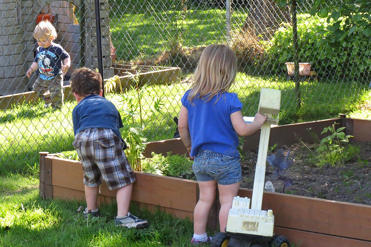Gardening Imagination Station